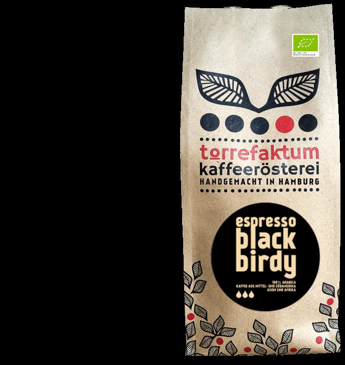 Espresso Black Birdy BIO