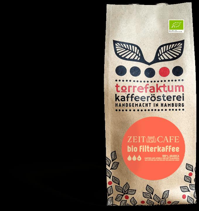 Filterkaffee ZEIT Café BIO
