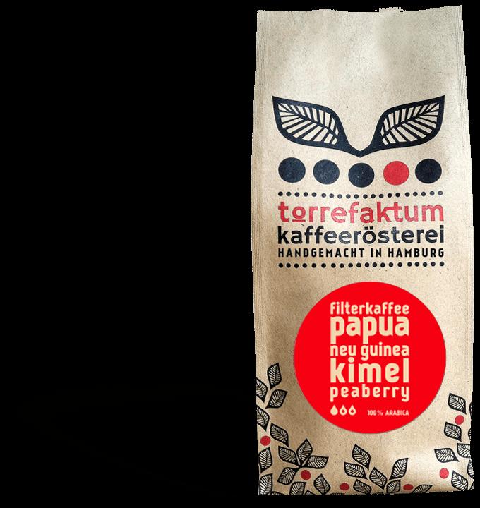 Filterkaffee Papua Neu Guinea Kimel