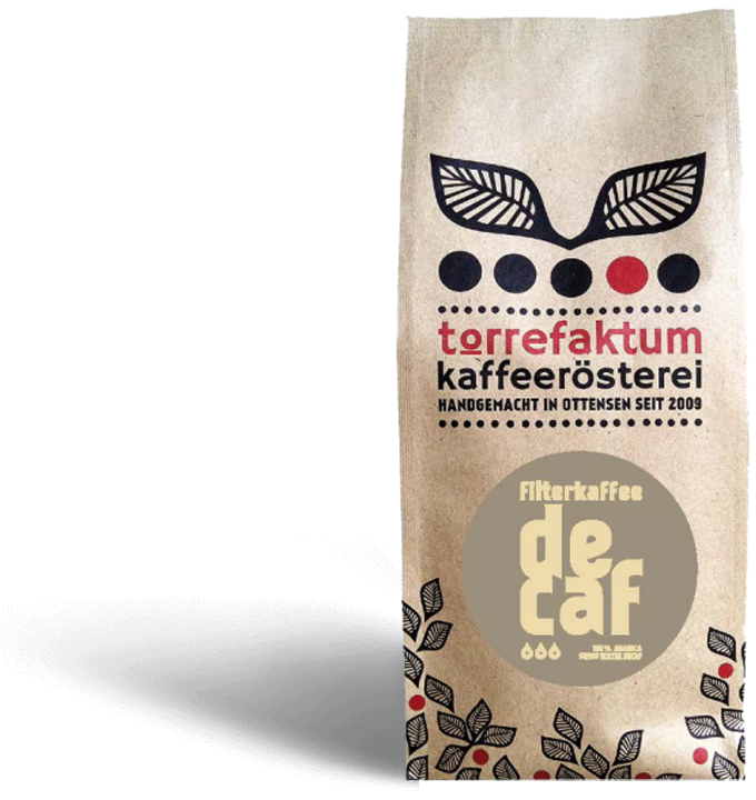 Filterkaffee Decaf Swiss Water BIO